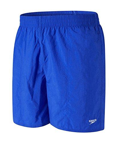 Speedo Solid Leisure Short Homme, Bleu, L