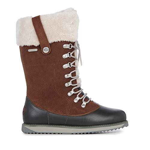 EMU Australia Orica Hi Womens Waterproof Sheepskin Boots Size 9 EMU Boots