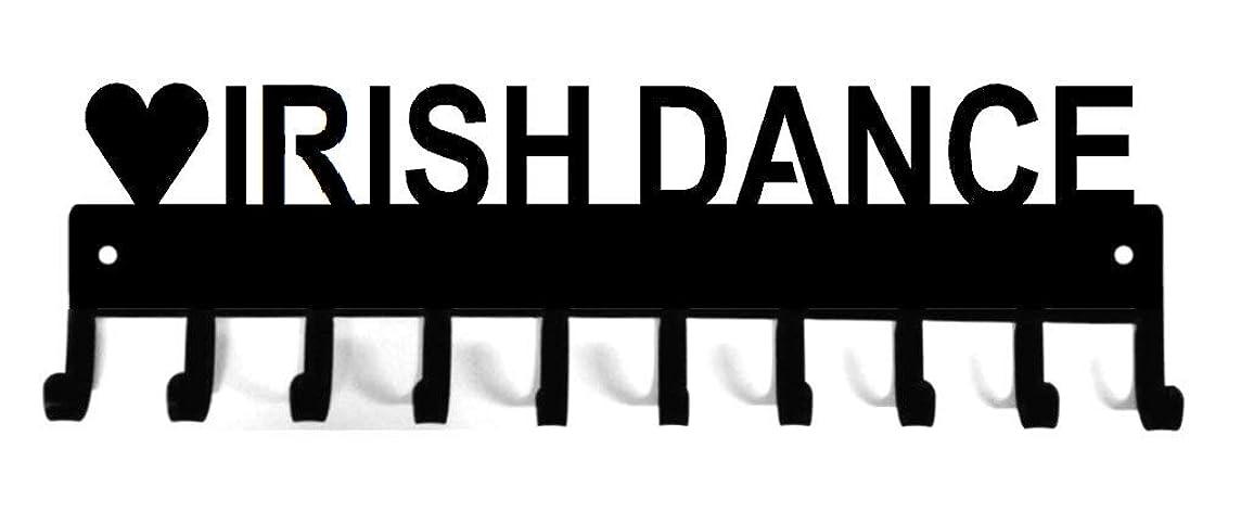 Love Irish Dance Medal Rack & Ribbon Display