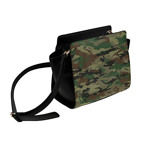 Camouflage Protective Military Cool Style Umhängetasche Umhängetaschen Reisetaschen Seesack Umhängetaschen Gepäck Organizer Für Lady Girls Womens Work Shopping Outdoor
