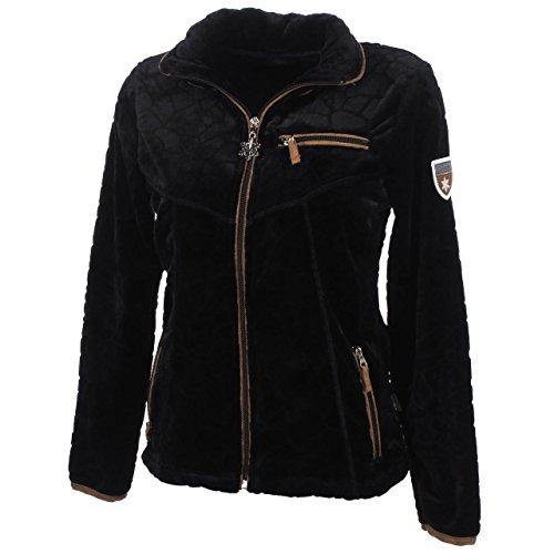 SD Best selection - Insbruck Noir Lady - Vestes Polaire - Noir - Taille L
