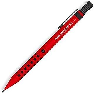 スマッシュ ロフト限定カラー軸 0.5mm シャープペンシル 赤