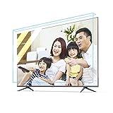 32 '-75' Filtro de luz anti azul acrílico que cuelga en el protector de pantalla de TV extraíble Película Protección de ojos anti deslumbramiento 49-50 pulgadas TV-Protección TV / Protector de pantall