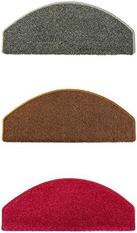 YUXO Stair Carpets Pads Round Popular product Spasm price Stai Pad Self-Adhesive Tread
