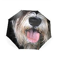 折りたたみ傘 イースターバニー卵スミレ水仙ホワイト レディース用 3段畳み傘 晴雨兼用 210T 超撥水性 遮光 遮熱 99.9% UVカット 超軽量 コンパクト 丈夫 高強度グラスファイバー 収納ポーチ付き 日傘