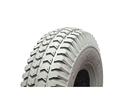 MOBILITY SCOOTER TYRES 300-4 260 x 85 - 2 x REAR TYRES - MOBILITY SCOOTER PNEUMATIC TYRES