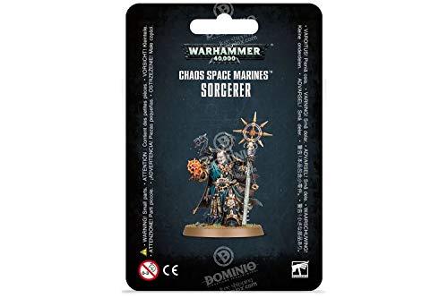Warhammer Games Workshop 40,000: Chaos Space Marines Sorcerer