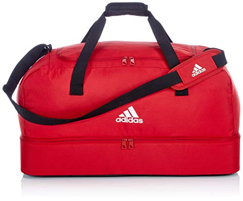 adidas Sports Bag TIRO DU BC L, power red/white, 66x34x32cm, DU1990
