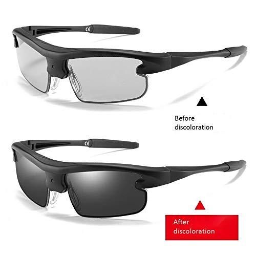 Yanjin Tag Und Nacht Blitzschnelle Sonnenbrillen Mit Doppeltem Verwendungszweck Für 0,1 Sekunden. Intelligente Polarisierte Brillen Für Männer Und Frauen, Die Beim Reiten Und Angeln Fahren