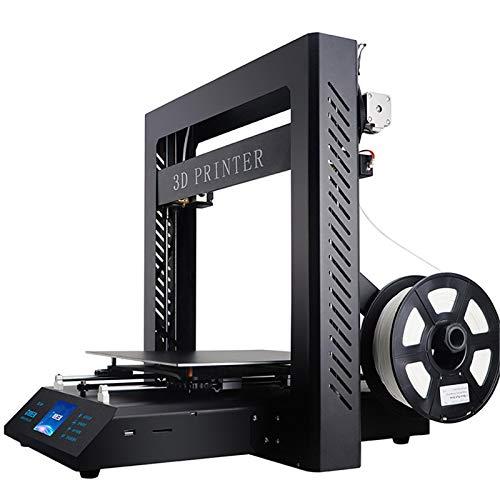 XWZ Stampante 3D, Stampante FDM 3D con Alta precisione, Misure di Stampa 320 * 320 * 320 mm, per la Progettazione architettonica, Giocattolo Applicazione, Industrial Design, Etc.