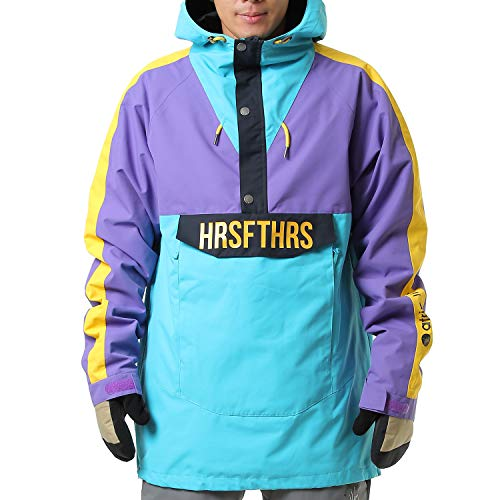Horsefeathers Herren Snowboard Jacke Spencer Atrip Anorak