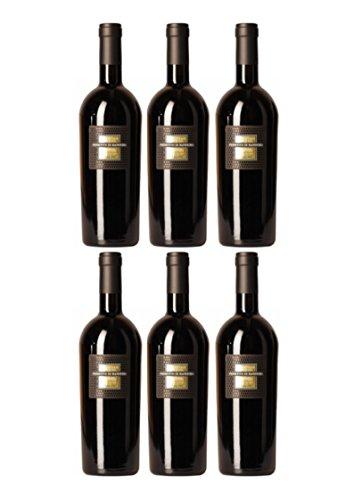 Sparpaket Cantine San Marzano Sessantanni Primitivo Di Manduria D.O.P. 2015 (6 Flaschen)