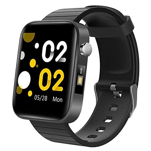 Sport Bluetooth Smart Watch IP67 wasserdichte Touchscreen-Fitnessuhr mit Herzfrequenz-/Blutdruck-/Schlafmonitor-/Kalorienzähler-Stoppuhr für Kinder Männer Frauen