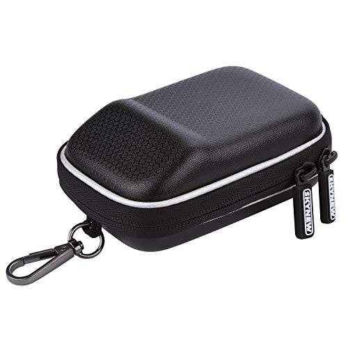 SKYNEWDigitalkamera Tasche Kompatibel für CanonPowershotSX730/SX720SX620HSG9XNikonCOOLPIXA900W100PANASONICLumixDMCTZ80TZ70SonyCyber-ShotDSCWX500/HX90/HX60 von,Schwarz