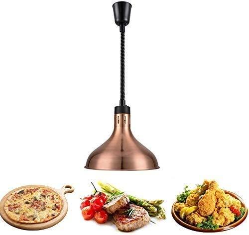 NCFRT Calentador de calor de alimentos comerciales, calentador de calefacción buffet para...