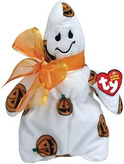 TY Beanie Babies Ghoulish ghost w/ pumpkin pattern