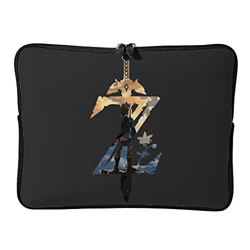 Zelda-Z Daily Laptop Bags Thematic Large - Gamer Love Laptop Protection Suitable for Commuter