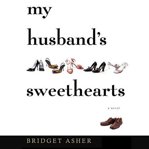 My Husband's Sweethearts audiobook cover art