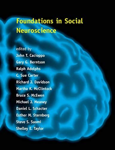 Foundations in Social Neuroscienceの詳細を見る