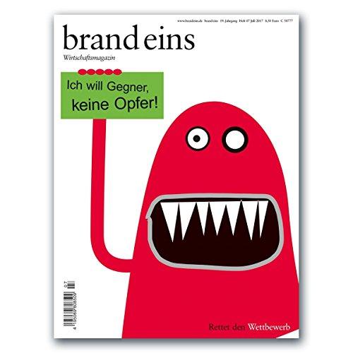 brand eins audio: Wettbewerb  By  cover art