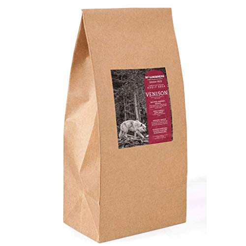 Wilderness Wild Venison & Salmon Adult Grain Free Dog Food (12kg)