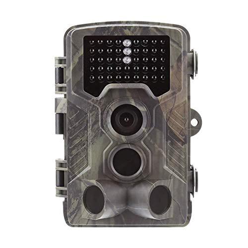 RENJUN Jagdkamera IP65 Wildtierkamera 16MP 1080P HD Infrarotkamera Mit Nachtsicht-Überwachungskamera Jagdkamera