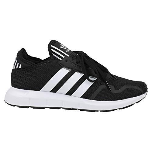 AdidasOriginals Swift Run X J Running Kinder Gr.5, Schwarz