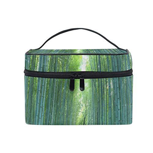 Sac de maquillage Attractions de Kyoto Sac cosmétique Grand sac de toilette portable pour les femmes/filles