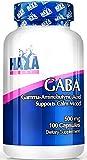 Acide GABA Gamma Aminobutyrique, calmant, détente et sommeil 500 mg x 100 gélules 50 portions
