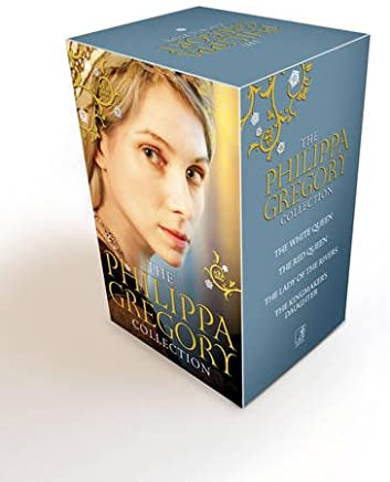 Philippa Gregory Box Set: White Queen, Red Queen, Lady of the Rivers, Kingmakers Daughter