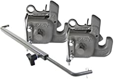Category #2 Pat's Easy Change with Stabilizer Bar - Best Quick Hitch System On The Market – Flexible, Durable and Affordable