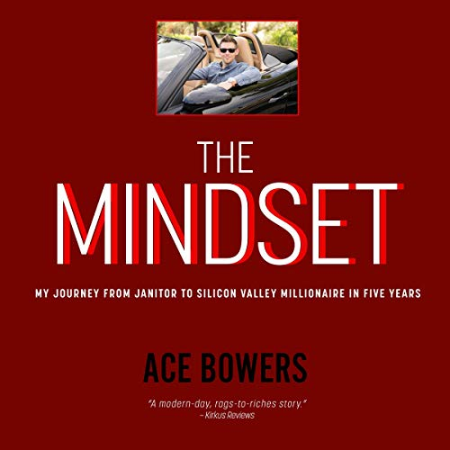 The Mindset audiobook cover art