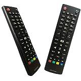 iLovely Nuevo Mando LG AKB74915324 Mando a Distancia para LG Smart TV 32LH604V 40UH630V 43UH610V 43UH661V 43LH590V 43LH604V 49UH668V 49LH590V 49LH604V 49UH661V 55UH605V 55UH650V 50UH635V 65UH625V