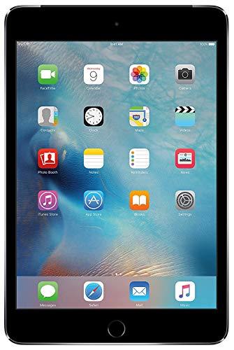 Apple iPad Mini 4 (64GB, Wi-Fi + Cellular, Space Gray) Renewed