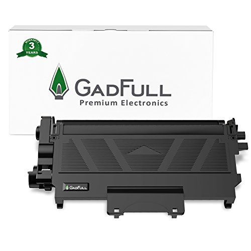 GadFull Toner kompatible mit Brother HL-2135 W| 2230 | 2240 | 2250DN | MFC-7240 | 7460DN | 7360N | DCP-7060 | 7065DN | 7070DW | Konika Minolta 1590MF | Entspricht dem Original TN-2220 / TN-2210