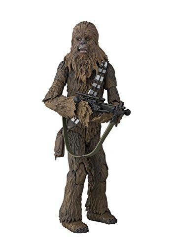S H Figuarts Star Wars Chewbacca (A New Hope) About 170mm Figura Bandai (Importación Japonesa) (Sh Figuarts)