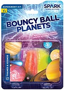 Spark: Science Overseas parallel import regular item Ranking TOP18 in a Flash Planets Bouncy Kit Ball