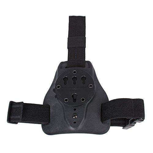 G-Code Mule Leg Panel mit Schlaufe GCA 77-(schwarz) 100% Made in USA