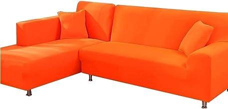 L-shaped corner Sofa cover,stretch Sofa cover set for 1-4 seater Sofa (if your Sofa is for L-shape corner Sofa,you need tw...