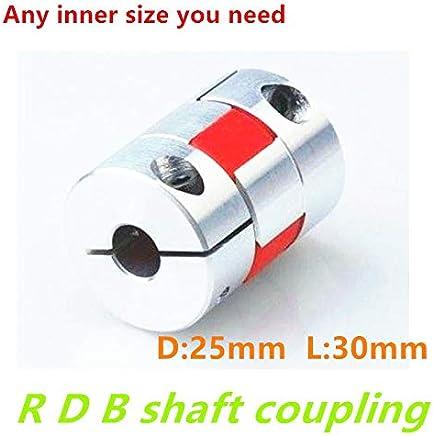 Flexible Couplings Inner Diameter: 12mm to 19mm Couplings