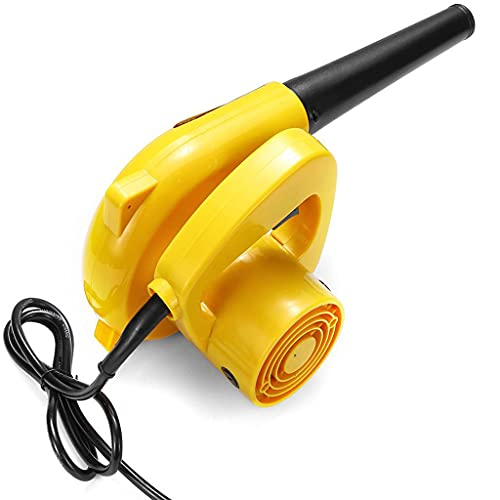 MLD BM_04 Electric Air Blower/Dust Cleaner Blower/Pc Cleaner/LeafBlow/Handheld/Blower Machine/Single Speed/Corded/Small/Cleaning use for Home/car/ac/Computer(Standard Size, Color As per avaibility)