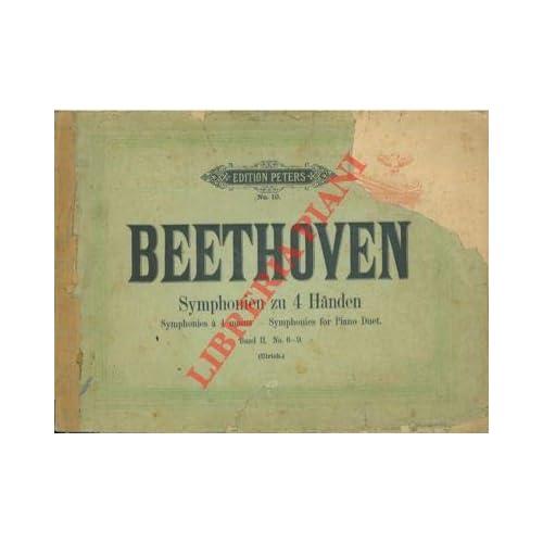 Symphonien fur Pianoforte zu 4 Handen bearbeitet.