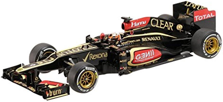 nuevo listado Minichamps 1 18 Lotus Lotus Lotus F1 Team Renault E21 Kimi Raikkonen Winner Australian GP 2013  precios mas baratos