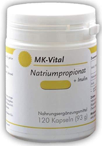 120 Kapseln a 500 mg Natriumpropionat