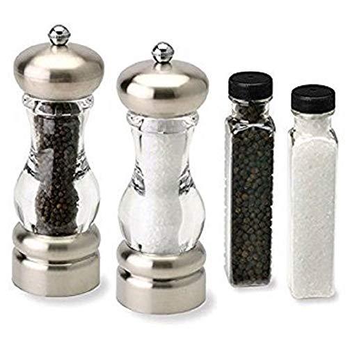 Del Norte Pepper and Salt Mill Set
