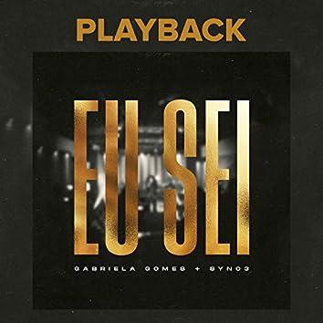 Eu Sei (Playback)