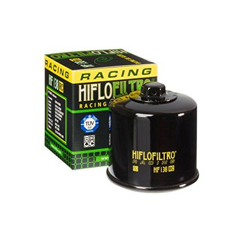 Ölfilter Hiflo HF138RC Racing RSV4 aPRC ABS R RK RF RR Tuono V4 1100 TY 2x4 Automatic EFT 4x4 FIS TBX