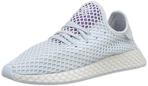 adidas Deerupt Runner W Zapatillas de Running Mujer, Multicolor (Tinazu/Tincru/Puract 000), 41 1/3 EU