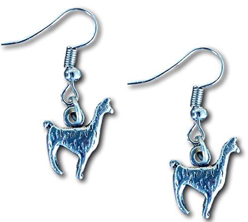 Llama Earrings for Women