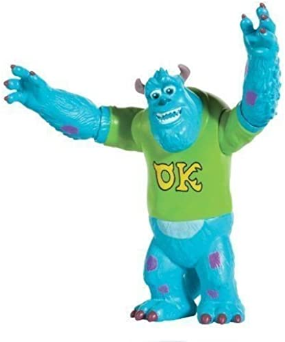 Monsters University Svoituree Students Figure - OK Sulley by Monsters University